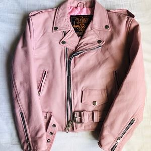 Other - Girls Leather Jacket